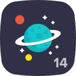 Level 14 in Astronomy