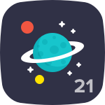 Level 21 in Astronomy