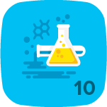 Level 10 in Chemistry