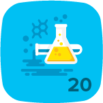 Level 20 in Chemistry